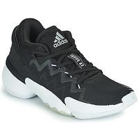 Chaussures Basketball adidas Performance D.O.N. ISSUE 2 Noir / Blan