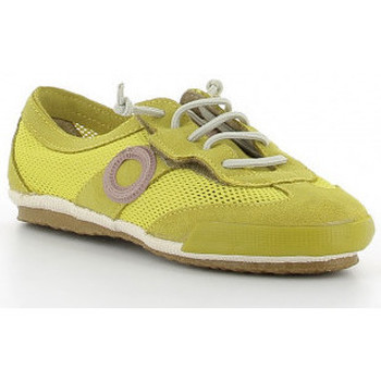 Chaussures Fille Baskets basses Aro JOANETA PETIT 93350 jaune