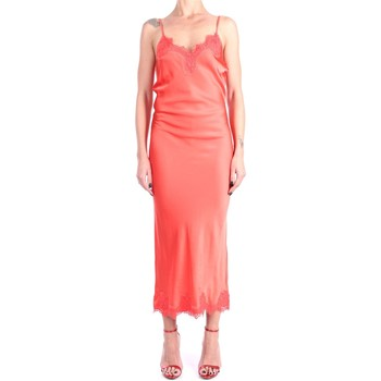 Robe 11002 Longue Orange - Pink Memories - Modalova