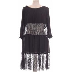 Vêtements Femme Robes courtes Ange Robe Courte  36 - T1 - S Noir