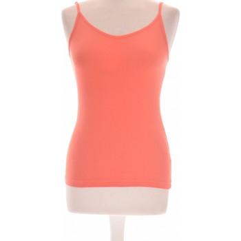 Vêtements Femme Débardeurs / T-shirts sans manche Chipie Débardeur  34 - T0 - Xs Orange