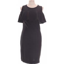 Vêtements Femme Robes courtes Lacoste Robe Courte  36 - T1 - S Noir