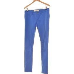 Vêtements Femme Jeans slim Abercrombie Jean Slim Femme  36 - T1 - S Bleu