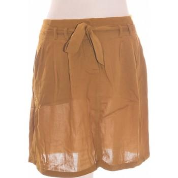 Vêtements Femme Jupes Promod Jupe Courte  38 - T2 - M Vert