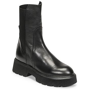 Chaussures Femme Bottines Mimmu VITELLO Noir