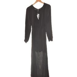 Vêtements Femme Robes longues Free People Robe Longue  42 - T4 - L/xl Noir