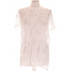 Vêtements Femme Tops / Blouses Iro Top Manches Courtes  34 - T0 - Xs Blanc