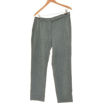Vêtements Femme Pantalons 1.2.3 Pantalon Droit Femme  34 - T0 - Xs Vert