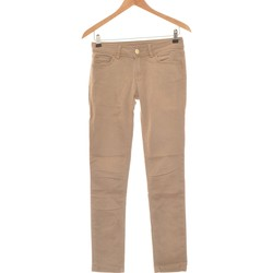 Vêtements Femme Pantalons Zara Pantalon Droit Femme  34 - T0 - Xs Vert