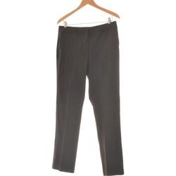 Vêtements Femme Pantalons Antonelle Pantalon Droit Femme  40 - T3 - L Noir
