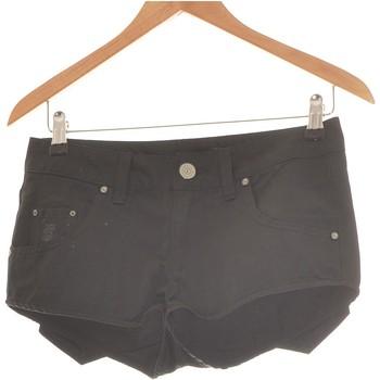 Vêtements Femme Shorts / Bermudas Freesoul Short  34 - T0 - Xs Noir
