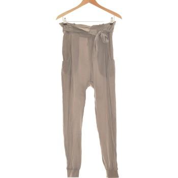 Vêtements Femme Pantalons de survêtement Manoukian Pantalon Slim Femme  34 - T0 - Xs Gris