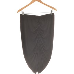 Vêtements Femme Jupes Cos Jupe Mi Longue  38 - T2 - M Noir