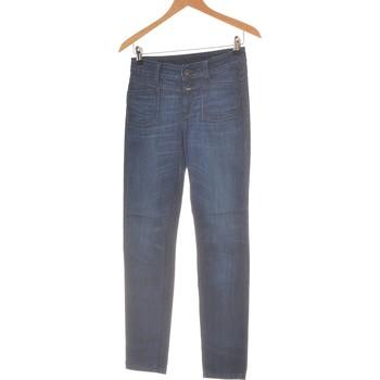 Vêtements Femme Jeans slim Closed Jean Slim Femme  34 - T0 - Xs Bleu