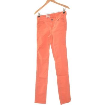 Vêtements Femme Jeans slim Mexx Jean Slim Femme  36 - T1 - S Orange