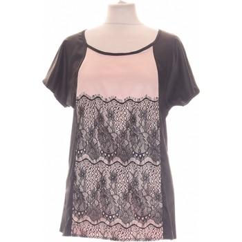 Vêtements Femme Tops / Blouses Charlott Débardeur  38 - T2 - M Noir