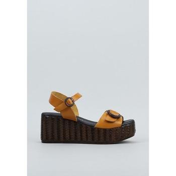 Chaussures Femme Sandales et Nu-pieds Sandra Fontan  Jaune