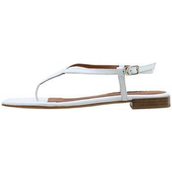 Chaussures Femme Sandales et Nu-pieds Krack  Blanc