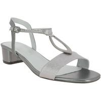 Chaussures Femme Sandales et Nu-pieds Xavier Danaud VIOLA Argent