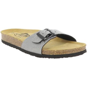 Chaussures Femme Mules Plakton BOM Argent