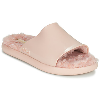 Chaussures Femme Claquettes Melissa MELISSA FLUFFY SIDE AD Rose