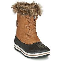 Chaussures Enfant Bottes de neige Kimberfeel ADRIANA2 Beige