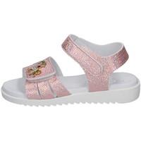 Chaussures Fille Sandales et Nu-pieds Lelli Kelly - Sandalo rosa/arg LK 1506 ROSA-ARGENTO