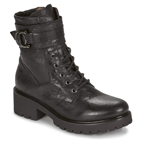 Chaussures Femme Boots NeroGiardini COURGETTO Noir
