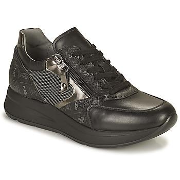 Chaussures Femme Baskets basses NeroGiardini  Noir