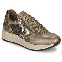 Chaussures Femme Baskets basses NeroGiardini  Doré