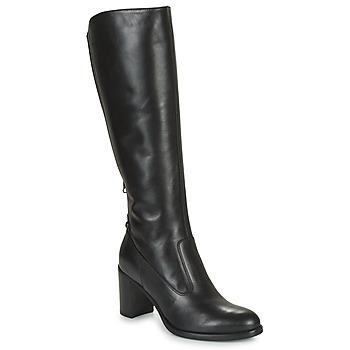 Chaussures Femme Bottes ville NeroGiardini  Noir