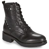 Chaussures Femme Boots NeroGiardini  Noir