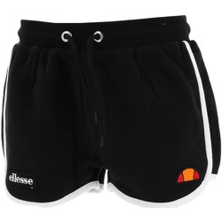 Vêtements Fille Shorts / Bermudas Ellesse Victena noir girl short Noir