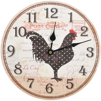 Maison & Déco Horloges Vidaxl Horloge murale 30 cm Multicolore