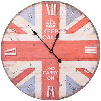 Maison & Déco Horloges Vidaxl Horloge murale 60 cm Multicolore
