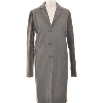 Vêtements Femme Manteaux American Retro Manteau Femme  40 - T3 - L Gris