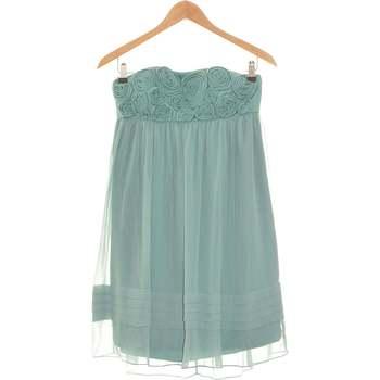 Vêtements Femme Robes courtes Manoukian Robe Courte  36 - T1 - S Vert