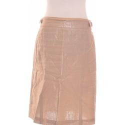 Vêtements Femme Jupes 1.2.3 Jupe Mi Longue  40 - T3 - L Marron