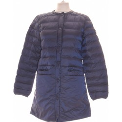 Vêtements Femme Doudounes DDP Manteau Femme  34 - T0 - Xs Violet