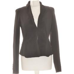 Vêtements Femme Vestes / Blazers Jacqueline Riu Blazer  38 - T2 - M Noir