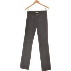 Vêtements Femme Jeans slim Promod Jean Slim Femme  34 - T0 - Xs Noir