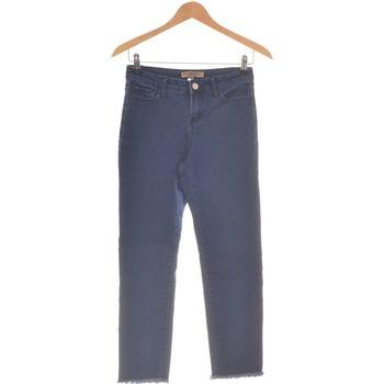 Vêtements Femme Jeans droit Best Mountain Jean Droit Femme  34 - T0 - Xs Bleu