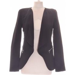 Vêtements Femme Vestes / Blazers H&M Blazer  34 - T0 - Xs Noir