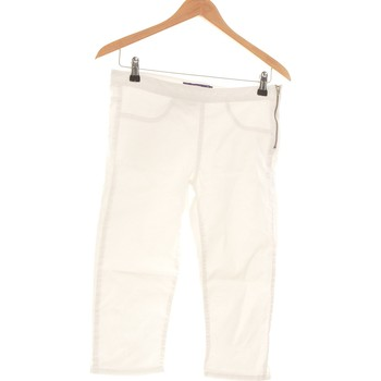 Vêtements Femme Pantacourts Mexx Pantacourt Femme  38 - T2 - M Blanc