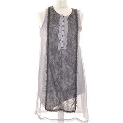 Vêtements Femme Robes courtes Ange Robe Courte  36 - T1 - S Gris