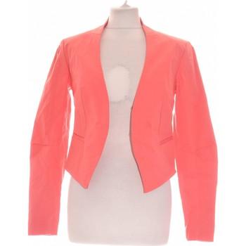 Vêtements Femme Vestes / Blazers Eleven Paris Blazereleven Paris36 - T1 - S Rouge