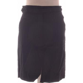 Vêtements Femme Jupes Sonia Rykiel Jupe Mi Longue  38 - T2 - M Noir