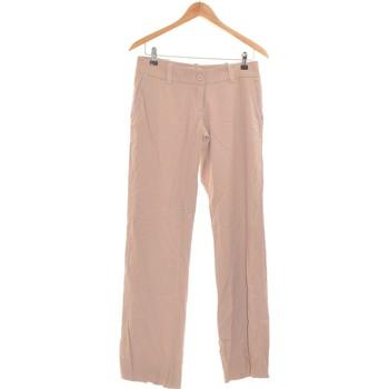 Vêtements Femme Pantalons Pinko Pantalon Bootcut Femme  38 - T2 - M Rose
