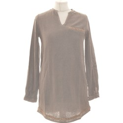Vêtements Femme Robes courtes Bérénice Robe Courte  36 - T1 - S Gris