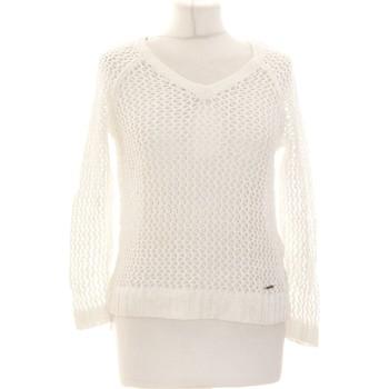 Vêtements Femme Pulls Abercrombie Pull Femme  34 - T0 - Xs Blanc